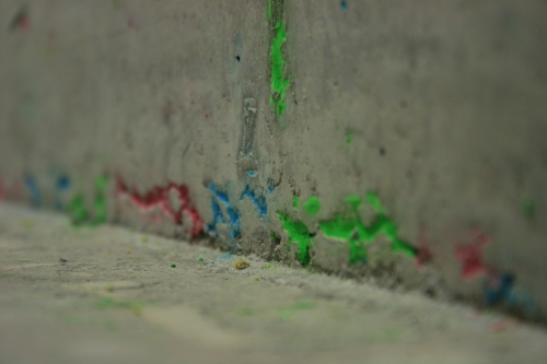 'Untitled (wall)'